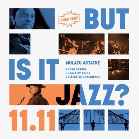 """Nobody cares whether it's jazz or not"": Een gespre"